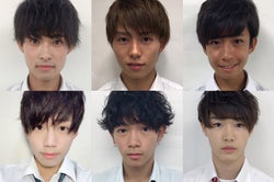 日本一のイケメン高校生を決める「男子高生ミスターコン」、地方ファイナリスト60人が決定!<全員ソロカット>