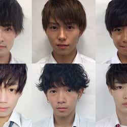 日本一のイケメン高校生を決める「男子高生ミスターコン」、地方ファイナリスト60人が決定!(写真は一部)