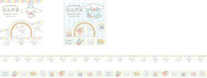 マスキングテープ(2種) 各¥480(C) 2001, 2019 SANRIO CO., LTD. APPROVAL NO. G601201