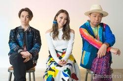 "DANCE EARTH PARTY、衝撃の""出会い""振り返る Shizuka極寒の中キャミソール1枚撮影…その頃EXILE USA&TETSUYAは?<モデルプレスインタビュー>"