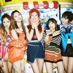 モデルプレス - 大型K-POPガールズグループ「EXID」日本デビュー決定