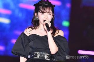 鈴木愛理、SEXY衣装で魅せる 圧巻ダンスに会場熱狂<GirlsAward 2019 SPRING/SUMMER>