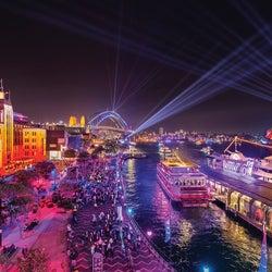 225万人が感動!光の祭典「ビビッド・シドニー」アートな輝きを纏う街で想像を超える旅を