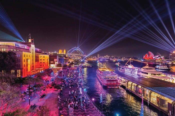 225万人が感動!光の祭典「ビビッド・シドニー」アートな輝きを纏う街で想像を超える旅を/Destination NSW