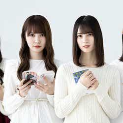モデルプレス - 日向坂46、全メンバー撮り下ろしカバー登場 小坂菜緒ら担当作品発表