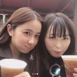 モデルプレス - 福原遥&堀田真由、USJ満喫2ショット公開 「3年A組」コンビにファン歓喜