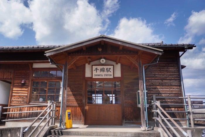 千綿駅(提供画像)