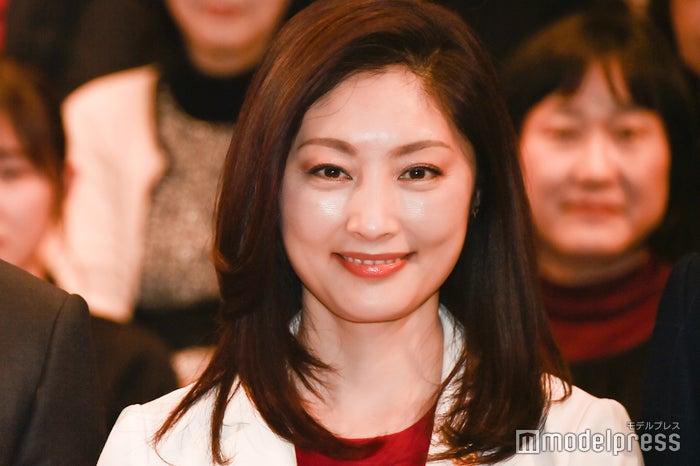 TBS系日曜劇場「グッドワイフ」主演を務める常盤貴子 (C)モデルプレス