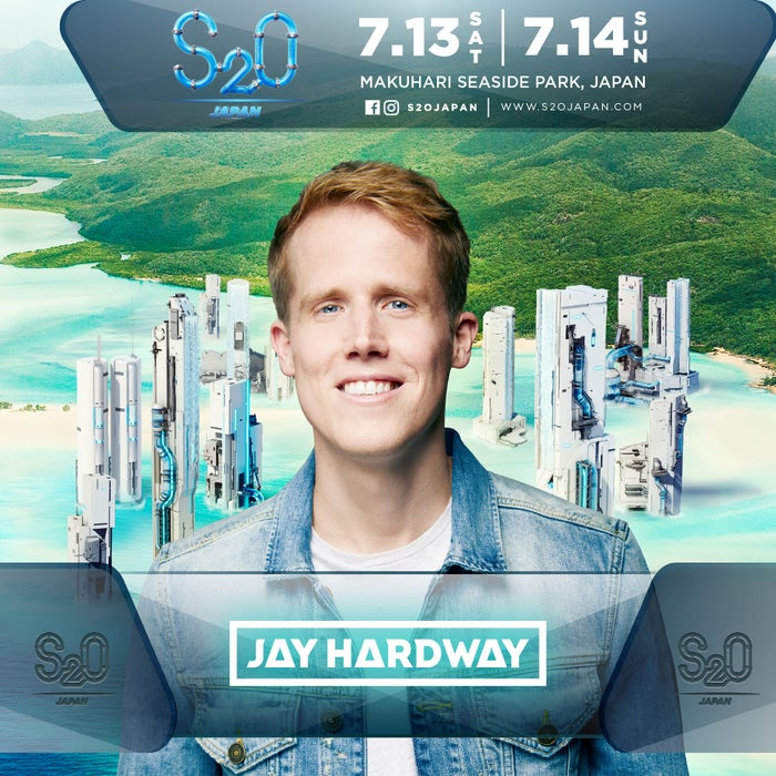 Jay Hardway(提供画像)