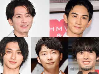 """2020年の""""胸キュン男子No.1""""が決定 読者が選ぶ「今年のドラマで最も胸キュンしたイケメン」<1位~10位>"""