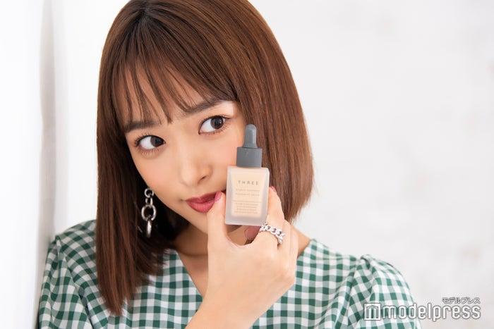 「薄付きで、デートにもオススメ」/近藤千尋(C)モデルプレス