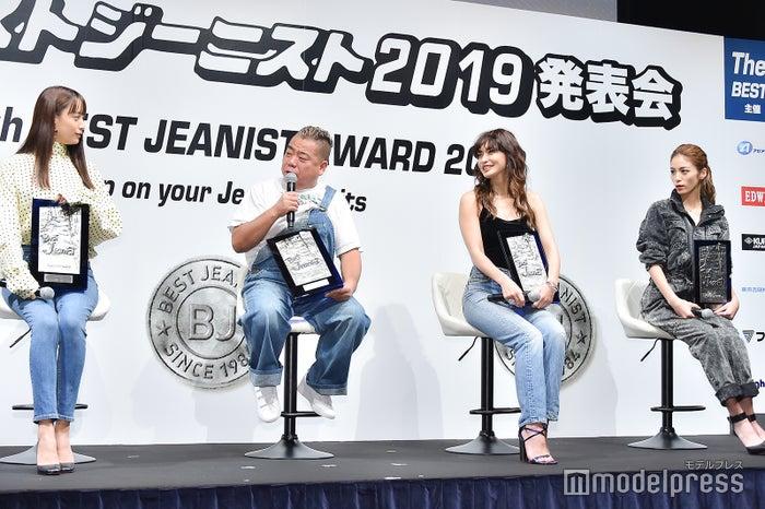 山本美月、出川哲朗、長谷川京子、楓 (C)モデルプレス