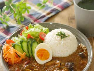 【Simple Cooking】2STEPで作れる!なすとトマトのキーマカレー