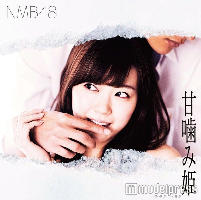 渡辺美優紀/NMB48、14thシングル「甘噛み姫」TypeC(4月27日発売)