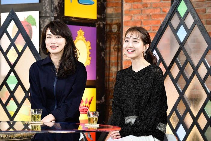 長谷川京子、田中みな実(写真提供:カンテレ)