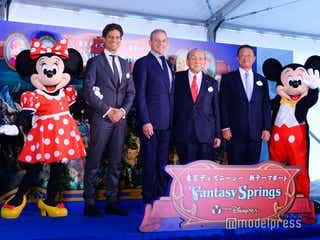 ディズニーシー新テーマポート名称「ファンタジースプリングス」に決定