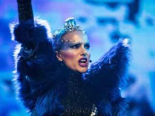 ナタリー・ポートマン、歌姫役に挑んだ意欲作「ポップスター」を語る