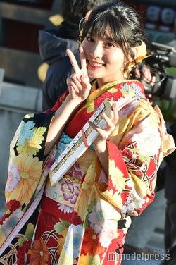 谷口めぐ /AKB48グループ成人式記念撮影会 (C)モデルプレス