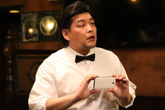 富澤たけし(C)テレビ朝日