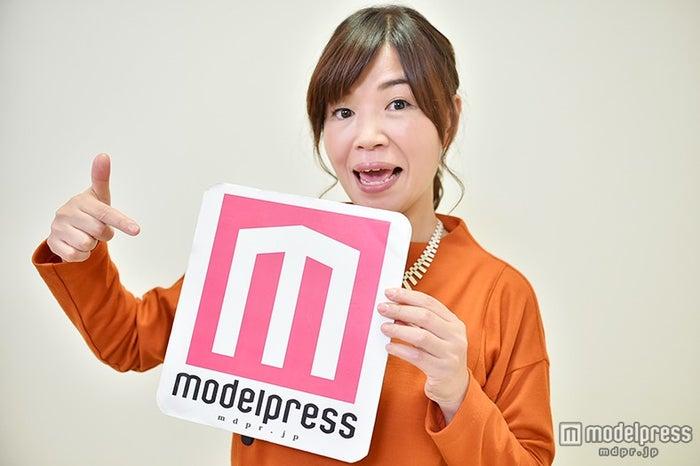 モデルプレスのインタビューに応じた大久保佳代子【モデルプレス】