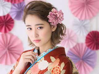 【注目の新成人】オスカー所属の注目株・柳美稀「二十歳らしい、いい女になります!」