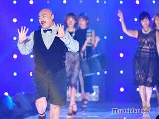 安田大サーカス・クロちゃん「芸人になりたくなかった」 モデル引き連れ「夢が叶ったかも」