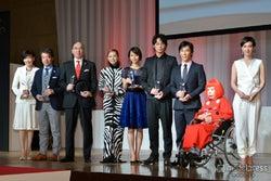堀北真希、滝川クリステルら華やかドレスで競演「第42回ベストドレッサー賞」