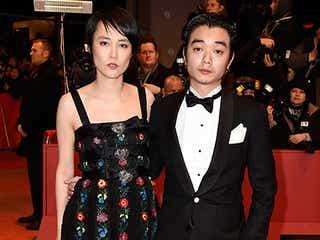 菊地凛子&染谷将太、夫婦揃って「ベルリン国際映画祭」出席