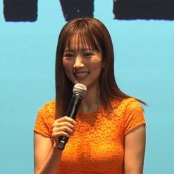 夏菜、結婚発表後初の公の場 ゲームきっかけで親密に「今だから言えるんですけど…」