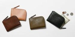 小さいのに収納力ばつぐん!シンプル&おしゃれな本革ミニ財布