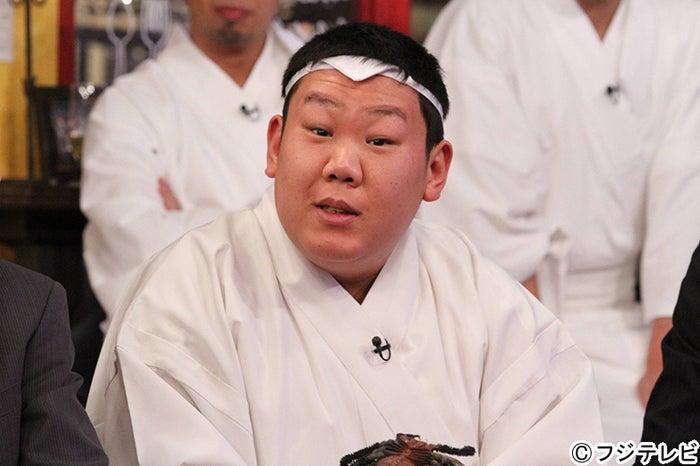 めちゃイケ生放送で再オーディションに挑んだ三中元克(画像提供:フジテレビ)
