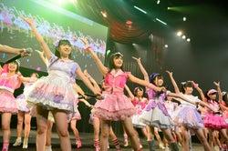 チーム8「AKB48グループ同時開催コンサートin横浜~来年こそランクインするぞ決起集会~」(C)AKS
