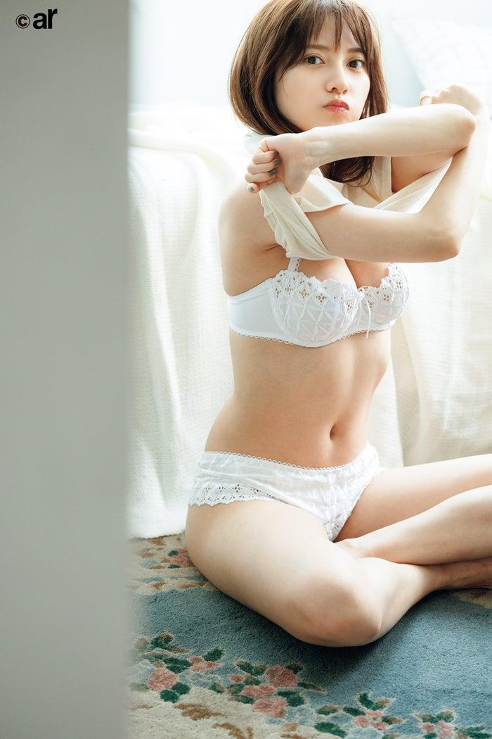 桃月なしこ/「ar」9月号より(画像提供:主婦と生活社)