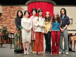 椿姫彩菜、初主演舞台に気合十分 「全力で走る」