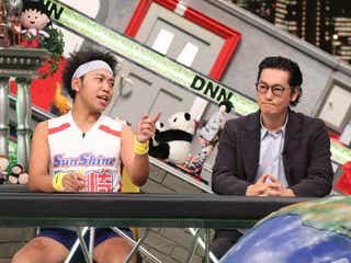 井浦新、サンシャイン池崎のためにバラエティ出演を快諾