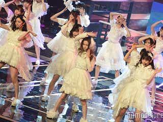AKB48島崎遥香、レコ大での元気な姿&イメチェンヘアに反響「やはり、圧倒的に美しい」