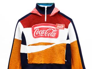 「ファセッタズム」 コカ・コーラとのコラボコレクションを発売