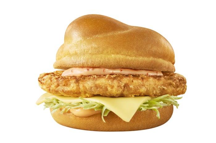 チキンタツタ めんたいチーズ/画像提供:日本マクドナルド