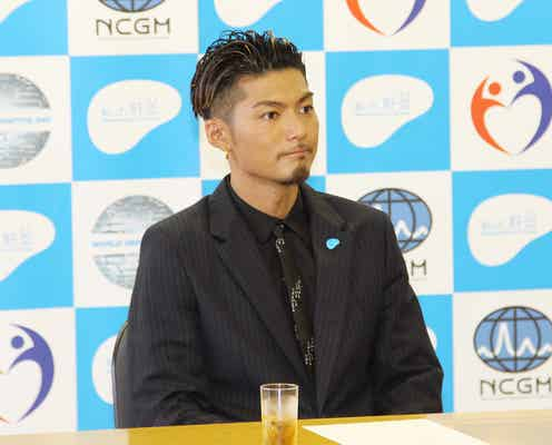 EXILE SHOKICHI、地元・北海道へ スペシャルサポーターとして「きっかけになりたい」