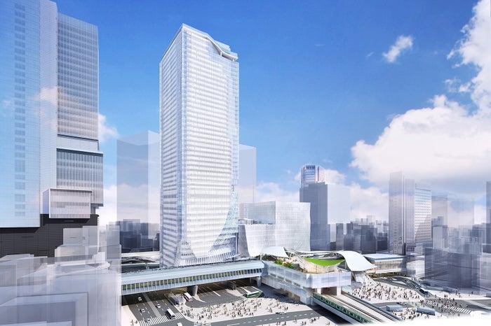 「渋谷スクランブルスクエア」/画像提供:東京急行電鉄