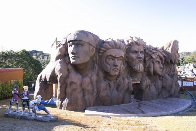 火影岩/画像提供:パソナグループ