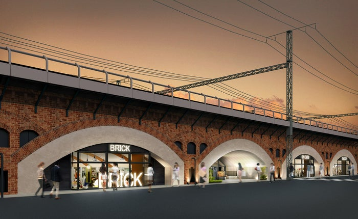 日比谷 オクロジ/画像提供:JR東日本都市開発