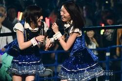 岡田奈々、松井珠理奈/「AKB48 53rdシングル 世界選抜総選挙」AKB48グループコンサート(C)モデルプレス