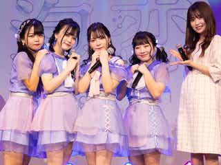 元HKT48冨吉明日香プロデュースの「泡恋」とは?彼女たちの魅力に迫る<モデルプレスインタビュー>