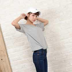 ファッションは動きやすいスタイルが基本!帽子が大好きです/mirei(C)モデルプレス