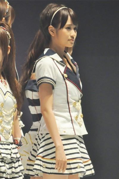 前田敦子(「AKB48 22ndシングル 選抜総選挙、6月9日撮影)