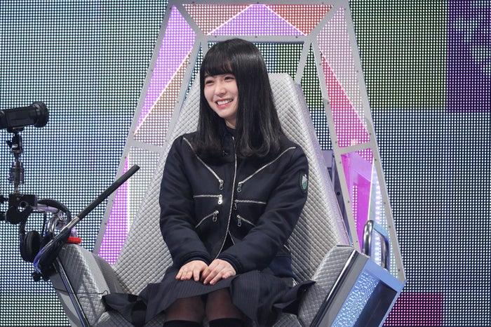 長濱ねる (画像提供:テレビ朝日)
