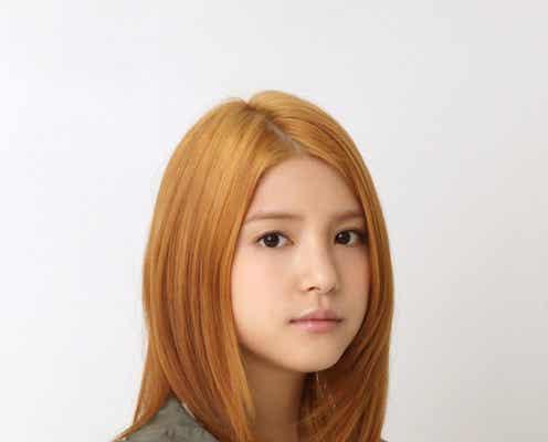 川島海荷、人生初の金髪で「覚悟を決めて」新たな挑戦