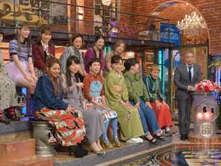 熊田曜子、51歳の武田久美子に「江戸時代だったら亡くなってますから」『ダウンタウンDX』2時間SP