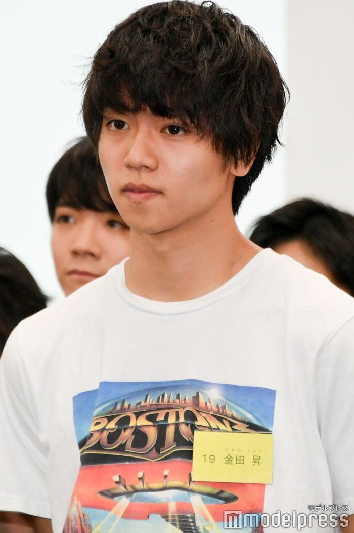 金田昇さん (C)モデルプレス